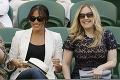 Meghan sa objavila na Wimbledone, hneď si to všetci všimli: Detail na jej krku hovorí za všetko