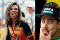Sexi hosteska sa na Tour zvŕtala často popri Saganovi: Majú niečo spolu?
