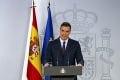 Španielsky parlament nevyslovil dôveru premiérovi Pedrovi Sánchezovi: Čaká ich ďalšie hlasovanie