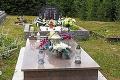 Príbuzní dali Božke († 56) urobiť náhrobok, ten zmizol: Veľký zvrat po dvoch týždňoch