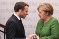 Ukrajinský prezident bude rokovať s Macronom a Merkelovou: Prekvapivá výzva Kremľa