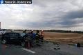 Šokujúci zvrat v prípade tragickej nehody rodiny z Turne nad Bodvou: Ján si v aute zabil otca aj sestru