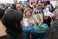 Čaputová na Pohode oblečená ako ešte nikdy: Takto nahodenú prezidentku tak skoro neuvidíte