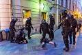 Výpoveď policajta zasahujúceho v centre Bratislavy: Pri zásahu boli ultras vpočetnej prevahe!