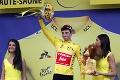 Ešte pred rokom pretekal na Slovensku: Teraz je lídrom Tour de France