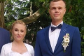 Známy markizácky herec sa oženil: Pri pohľade na krásnu nevestu vám ten detail udrie do očí