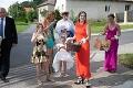 Žena známeho boháča pútala na svadbe Ďurovčíka pozornosť: Mohla si toto obliecť?!