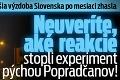 Najkrajšia výzdoba Slovenska po mesiaci zhasla: Neuveríte, aké reakcie stopli experiment s pýchou Popradčanov!