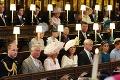 Harry a Meghan oslavujú prvé výročie svadby: Zverejnili doteraz nevidené fotky ich veľkého dňa