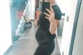Tanečnica Štumpfová ukázala rastúce bruško, týmto však vybočuje z priemeru: Prekvapivé slová o tehotenstve