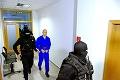 Česká polícia viní z vraždy podnikateľky nášho najznámejšieho väzňa na úteku: Zaškrtili Slováci Janu opaskom?!