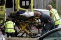 Nový Zéland v slzách: Po streľbe v mešitách až 49 mŕtvych, muž šialený útok nakrúcal!