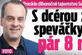 Prasklo dlhoročné tajomstvo Sväťa Malachovského: S dcérou známej speváčky tvoril pár 8 rokov!