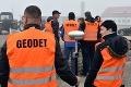 Nahnevaní farmári vyrazili do hlavného mesta: Bratislavčanom poslali otvorený list