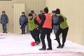 Pod prísnym dohľadom dozorcov: Takto sa hrá futbal v Ruskom väzení
