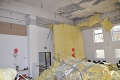 Východné Slovensko: Zrútil sa strop spoločenskej sály, vo vnútri bolo 130 ľudí