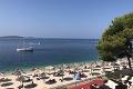 Veronika si o dovolenkovom raji Slovákov myslí svoje: Pláž nádherná, no to, čo našla každé ráno na stole, je otras!