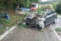 Smrteľná nehoda v Žilinskom kraji: Po náraze do stromu zahynul otec dvoch dcér