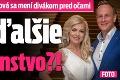 Markizáčka Puškárová sa mení divákom pred očami: Tají ďalšie tehotenstvo?!