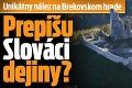 Unikátny nález na Brekovskom hrade: Prepíšu Slováci dejiny?