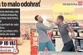Dráma v trnavskom supermarkete: Zákazník vynadal predavačke, nasledoval brutálny útok jej kolegu!