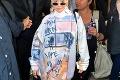 Christina Aguilera provokuje na odvážnej fotke: Aha, aké mám pekné prsia!