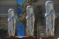 Športovci narazili v Kórei na prazvláštny park: Tieto sochy sú vrchol čudnosti, a to ste ich nevideli celé!
