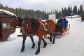 Zimné atrakcie v Tatrách: Čo môžete zažiť okrem lyžovačky?