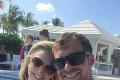 Vysnívaná svadobná cesta do Karibiku sa zvrtla: Strašný zážitok v bazéne!