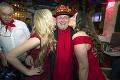 Na Oklamčákovej valentínskej párty to poriadne vrelo: Búrlivá noc vznamení červenej!