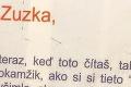 Zamilovaný muž oblepil bratislavskú MHD dojímavým vyznaním: Posledná veta vás dostane!