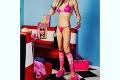 Rachel prirodzenosť veľa nehovorí: Blondínka sa zmenila na Barbie! Tá podobnosť bije do očí