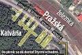 Bratislavčanom dlho nedali spať 4 otvory neďaleko Hlavnej stanice: Unikátny objav!