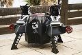 Vynálezca nového hoverboardu Zapata: Na stroji zbudúcnosti preletel 2 kilometre