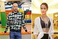 Ženatý futbalista Vittek na nákupoch s modelkou: Zariaďujú si hniezdočko lásky?