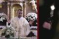 Farár Marek sa vyjadril k šialenstvu v kostole natočenému cez kľúčovú dierku: Mám poverenie od biskupa!