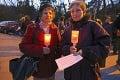 Veriaci podporili odvolaného arcibiskupa Bezáka: Modlili sa ruženec a spievali živio!
