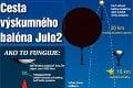 Predchodca prvej slovenskej družice: Sonda Julo2 bola vo vesmíre