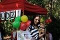 Judínyová v Horskom parku: Do lesa vo vražedných opätkoch