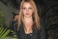 Britney Spears: Konečne v podprsenke!