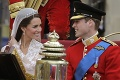 William a Kate oslávili 10. výročie sobáša: Kráľovské hrdličky zverejnili súkromné zábery