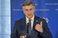 Chorvátsky premiér vyzýva ľudí k očkovaniu: Teraz je ten správny čas na vakcínu