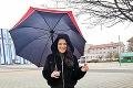 Slovensko bičuje bláznivé počasie: Extrémne ochladenie za 24 hodín! Kedy sa konečne oteplí?
