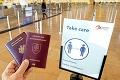 Do letnej sezóny by mohli byť v EÚ COVID pasy: Čo budú obsahovať a dokedy budú platiť?