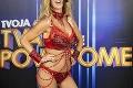 Bláznivá premena sexice Belohorcovej: Na Karola Duchoňa ju prerábali 6 hodín!