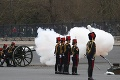 Vzdali mu poctu: Británia si čestnými salvami uctila pamiatku princa Philipa († 99)