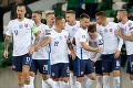 Na muške slovenskí sokoli: UEFA si posvietila na našich futbalistov