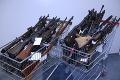 Zaujímavosť zbraňovej amnestie: Neuveríte, koľko kusov odovzdal naraz jeden muž
