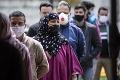 V Indii pribúdajú pozitívni šialeným tempom: Najnovší rekord vzbudzuje hrôzu