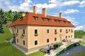 Legendárny tajch Klinger opäť ožíva: Namiesto baníckeho domu historické apartmány